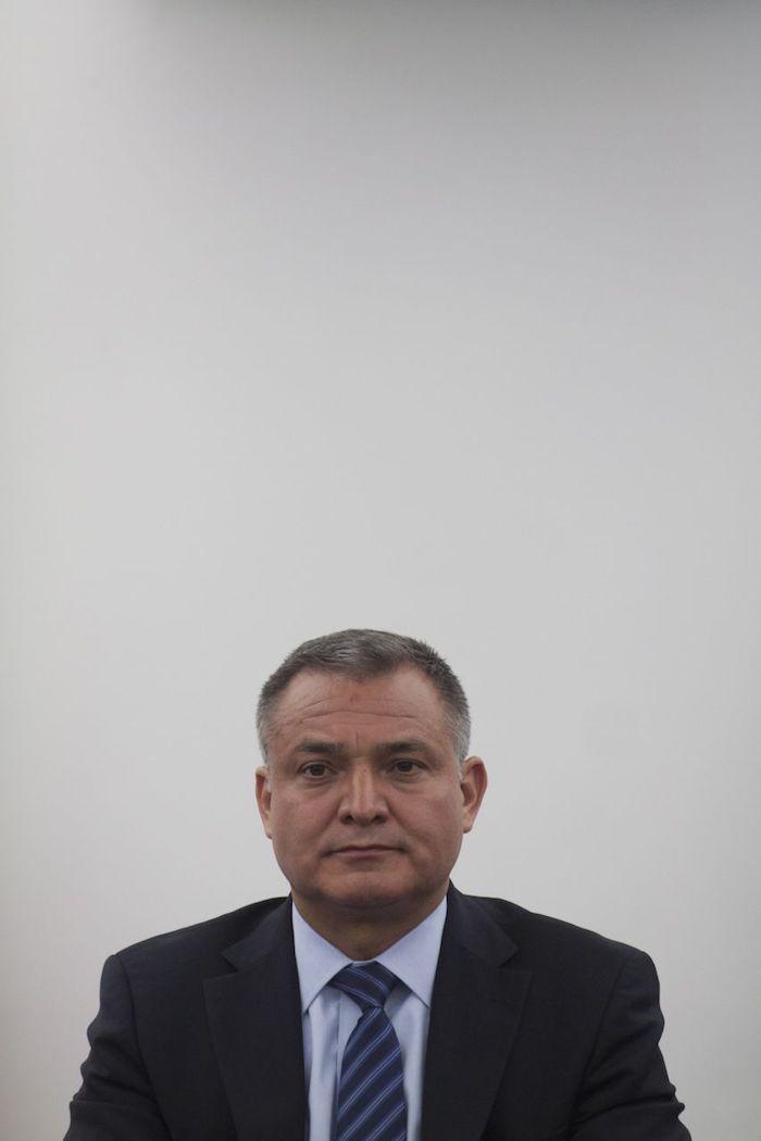 """El Fiscal señala que García Luna """"tiene la capacidad de escapar y un sobresaliente incentivo para hacerlo"""" porque se enfrenta a entre cinco años y cadena perpetua por los cargos de los que le acusa la autoridad. Foto: Moisés Pablo, Cuartoscuro"""
