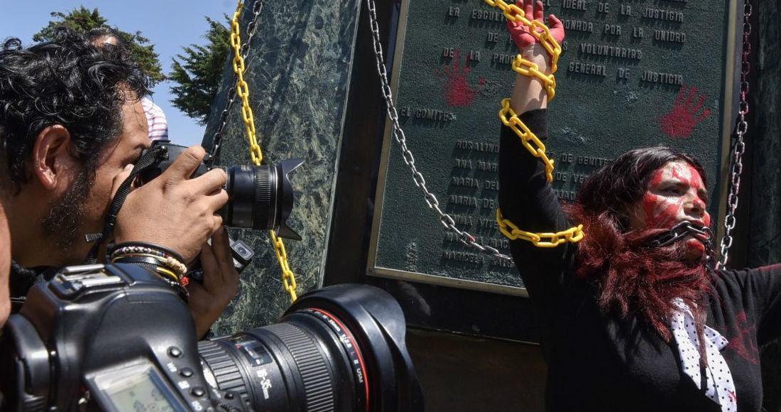 imagen periodistas - Medios internacionales se unen para exigir justicia por periodistas asesinados en México