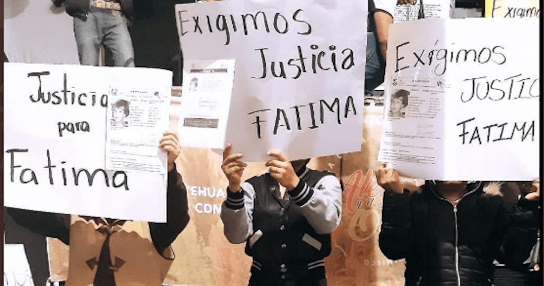 justicia fatima vecinos - Fiscalía de CdMx detiene a un hombre por violación; sería el padre de Fátima, niña víctima de feminicidio