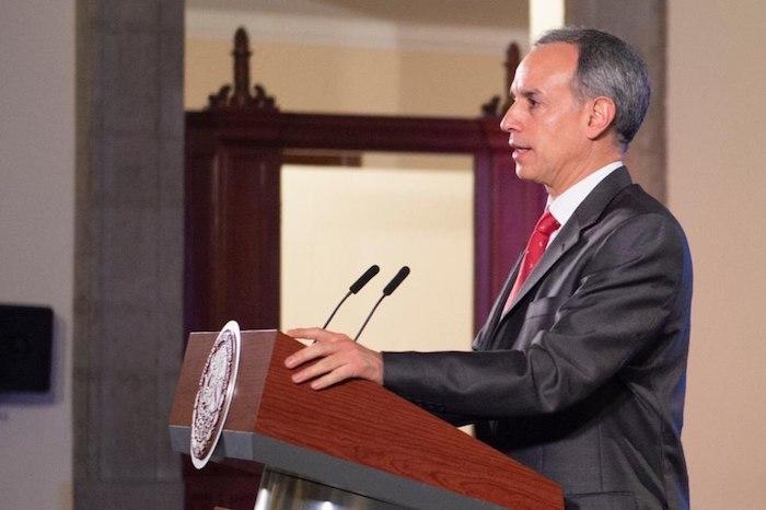Hugo López-Gatell Ramírez, Subsecretario de Prevención y Promoción de la Salud. Foto: Gobierno de México