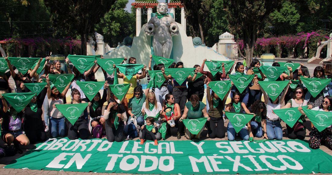 cuartoscuro 744495 digital - Argentina aprueba legalización del aborto. Mujeres celebran decisión del Senado (FOTOS y VIDEOS)