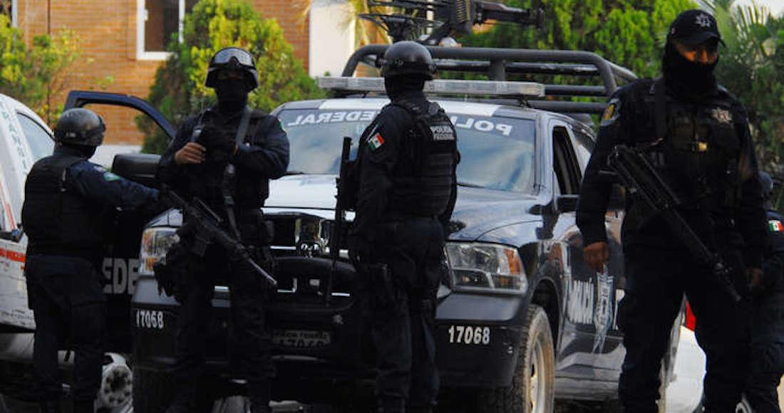 POLICÍA-FEDERAL