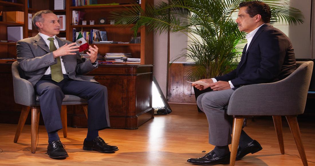 Nuevo capítulo de la telenovela AMLO-TV Azteca: López-Gatell le da  exclusiva a Javier Alatorre | SinEmbargo MX