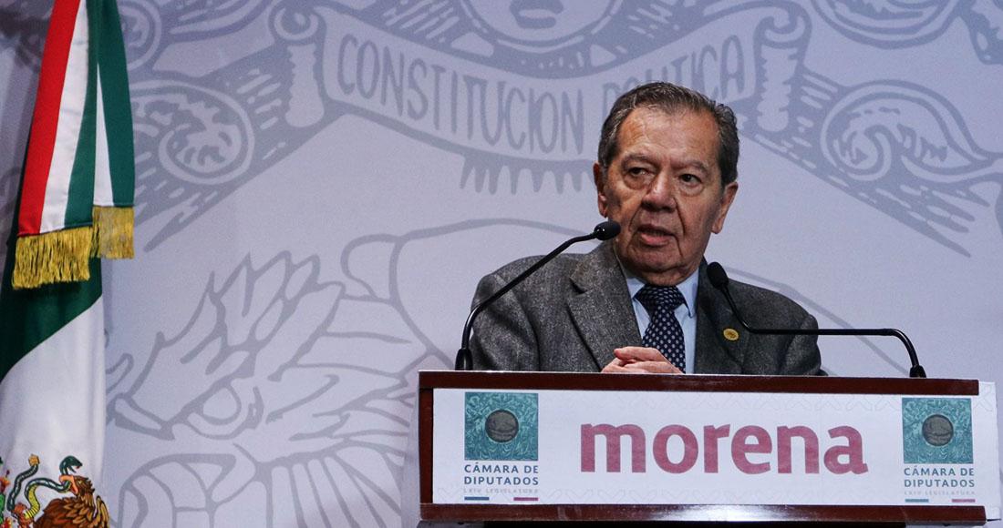 "munhoz ledo - Sandoval repite frase criticada antes a AMLO: ""La crisis por COVID vino como anillo al dedo a la 4T"" #AMLO"