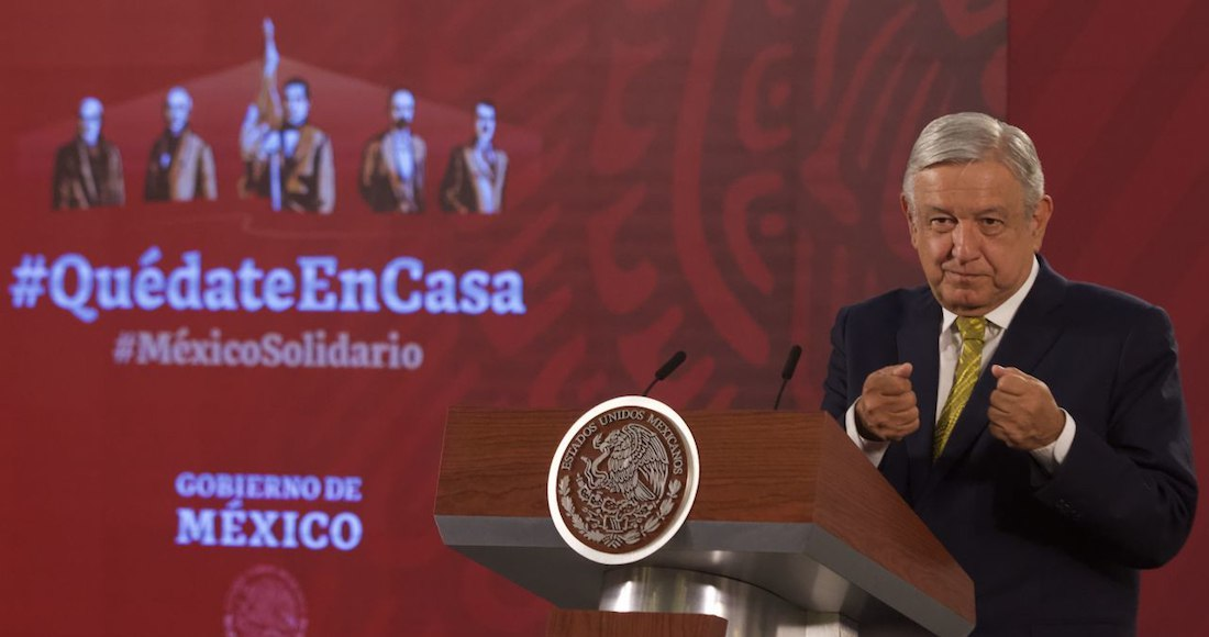 "photo4916089433690843179 - Sandoval repite frase criticada antes a AMLO: ""La crisis por COVID vino como anillo al dedo a la 4T"" #AMLO"