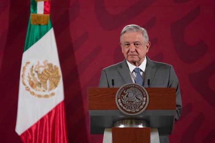El Presidente de México en su conferencia de prensa matutina.