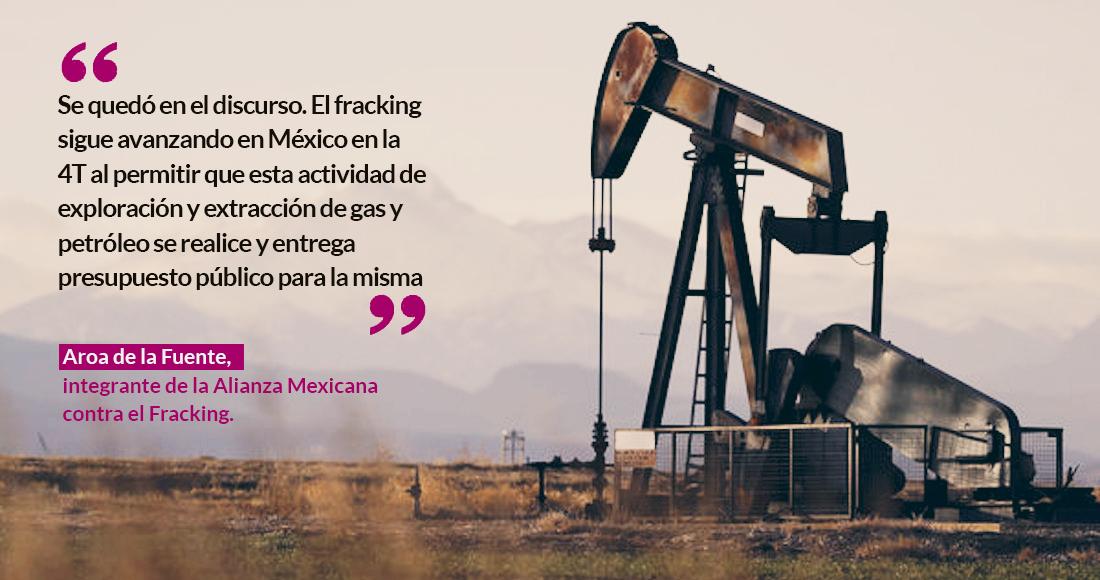 frakingmx - Ley de Hidrocarburos de AMLO avala imponer megaproyectos y no frena el uso de fracking: ONGs #AMLO