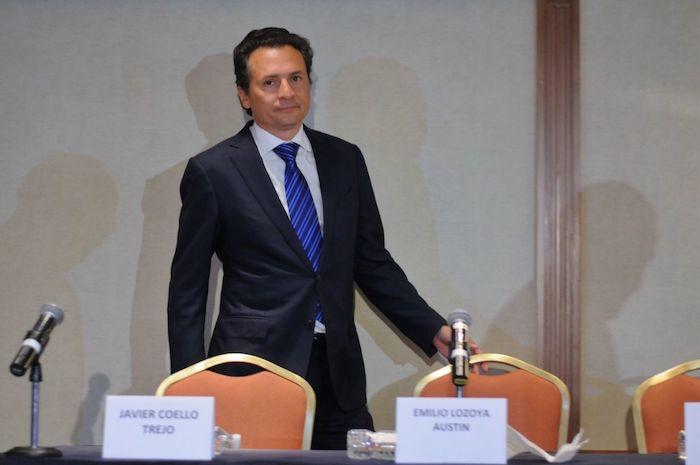 En 2017, Emilio Lozoya, en compañía de sus abogados Javier Coello Trejo y Javier Coello Zuarth, ofreció una conferencia para hablar sobre los señalamientos de que recibió sobornos de la empresa brasileña Odebrecht.