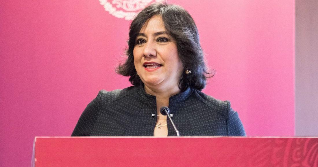 "irma sandoval - Sandoval repite frase criticada antes a AMLO: ""La crisis por COVID vino como anillo al dedo a la 4T"" #AMLO"
