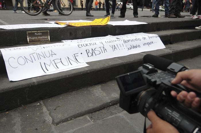 cuartoscuro 502211 digital - Medios internacionales se unen para exigir justicia por periodistas asesinados en México