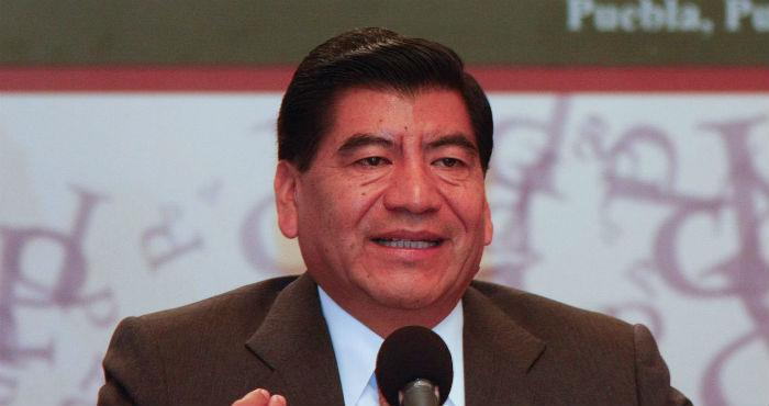 El exgobernador de Puebla, Mario Marín Torres.