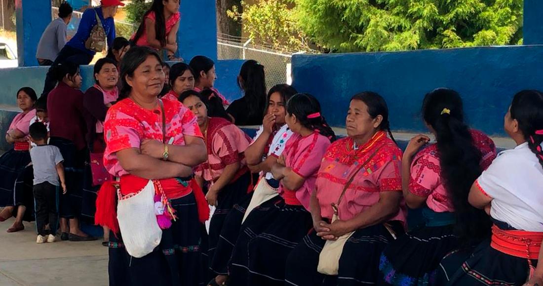 comunidad - Disputa entre tierras indígenas tseltales deja al menos 30 casas incendiadas y un herido en Chiapas
