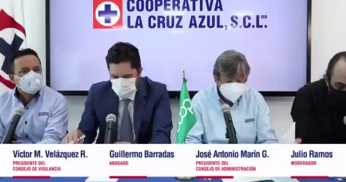 """cruz azul 2 - """"Se buscan"""". Con espectacular en CdMx, piden apoyo para hallar a """"Billy"""" Álvarez y Víctor Garcés"""