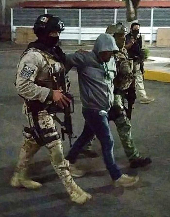 """cuartoscuro 770271 digital - """"El Marro"""" es procesado por delito contra funcionarios públicos"""
