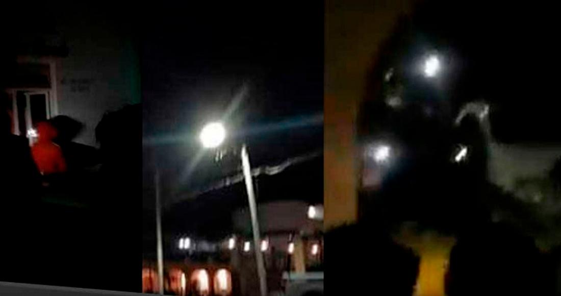 linchamiento - VIDEO: Pobladores de Tlacotepec, Puebla, causan disturbios en comandancia por detención de persona