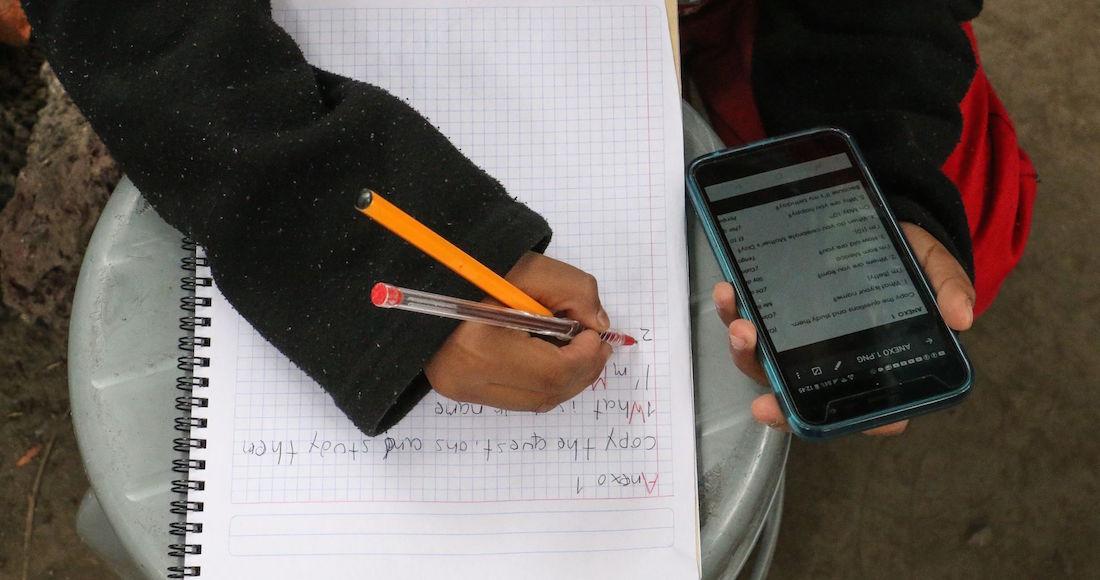 """regreso a clases - La Secretaría de Educación Pública dice que se """"prepara un regreso seguro y prudente a las aulas"""""""