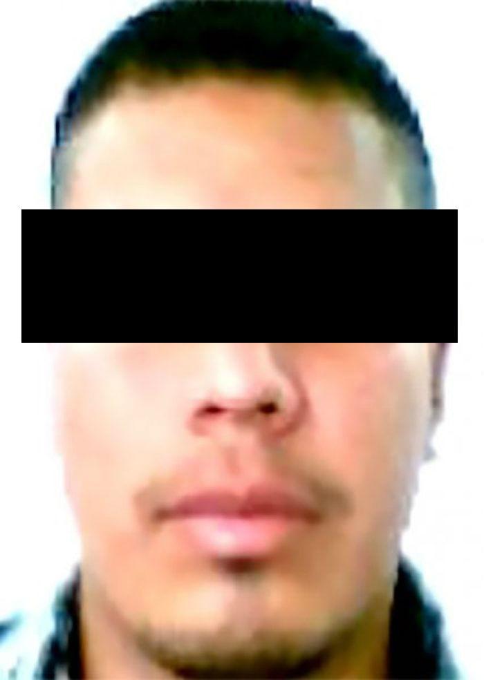 Froylan Díaz Ochoa, dedicado al robo con violencia, distribución de droga y ejecuciones.