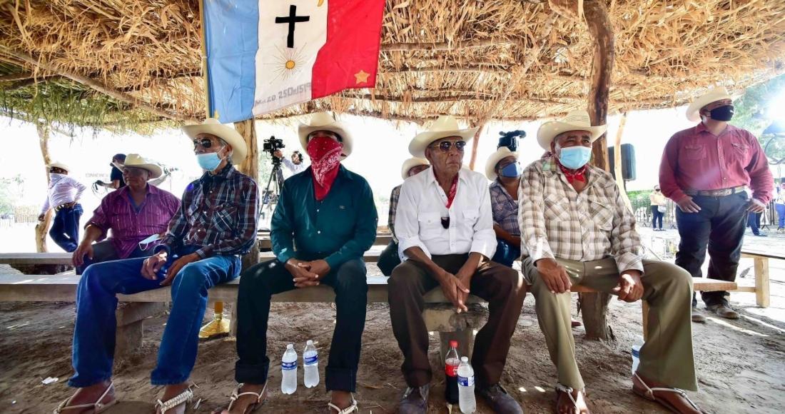 yaquis - Autoridades de Sonora confirman el hallazgo de Tomás Rojo sin vida