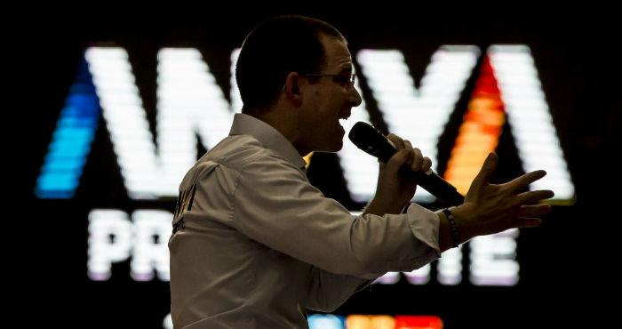 El excandidato presidencial Ricardo Anaya.