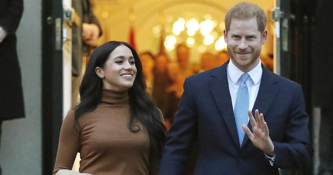 duques de sussex - Es oficial: Los duques de Sussex, Enrique y Meghan, no volverán a trabajar como miembros de la familia real