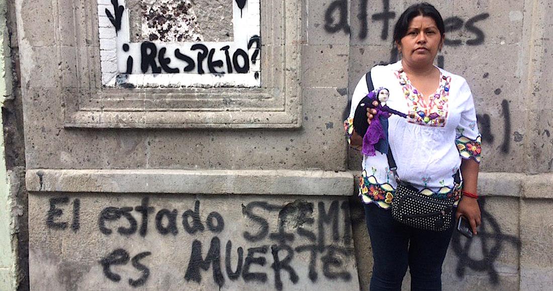 photo5098550205749504242 - Fue el año de #LaResistencia. En 2020, mujeres pisotearon el miedo y tomaron las calles, con furia