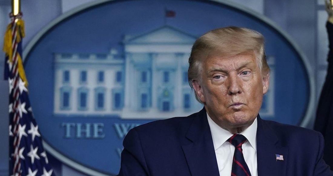 trump minimizo peligros covid libro bob woodward - ADELANTO | Voluble e impredecible, el liderazgo de Trump causó un ataque de nervios en EU: Woodward