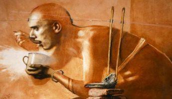 3 Hambre del pintor