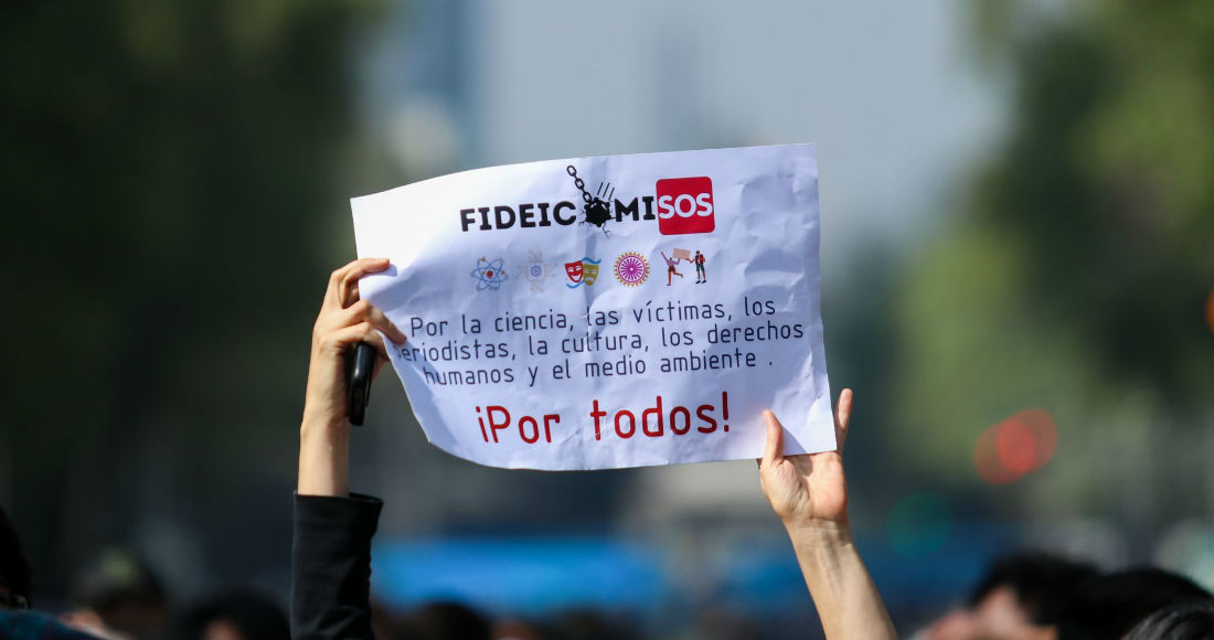 amlo anuncia que en 3 meses se termina auditoria a fideicomisos - AMLO alista reforma para que el Gobierno absorba a organismos autónomos; tiene en la mira al IFT, INAI...