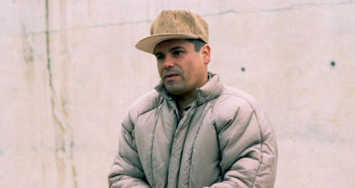 """El narcotraficante Joaquín """"El Chapo"""" Guzmán."""