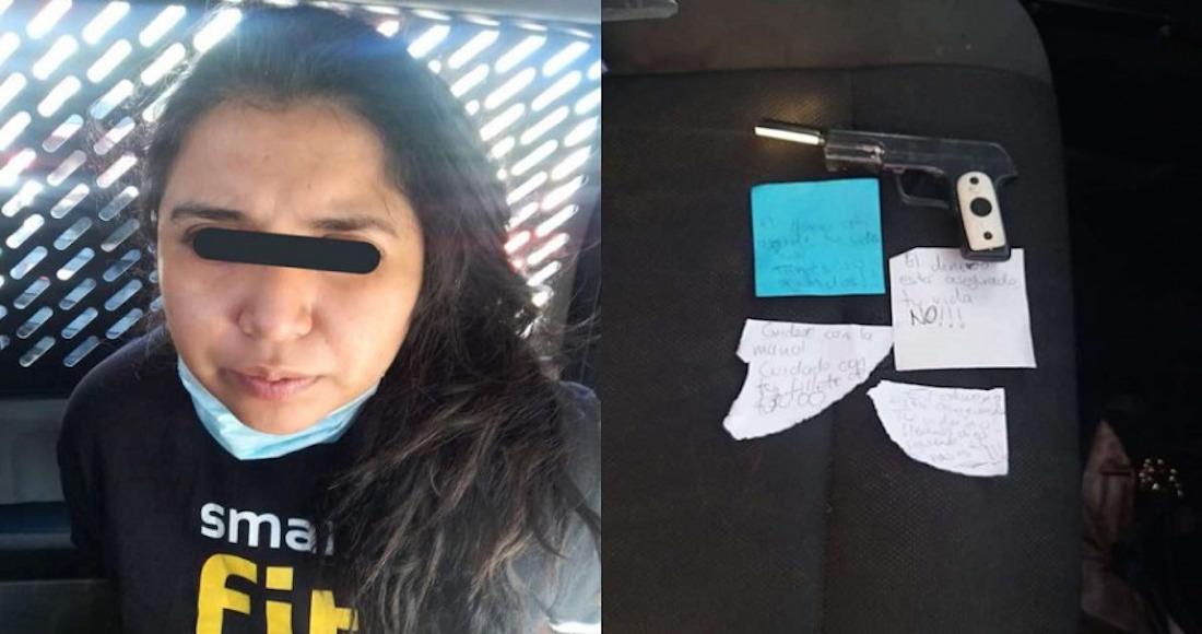 asalto hsbc - CdMx: Una mujer de 64 años es detenida por llevarse un juego de cubiertos con valor de 20 mil pesos
