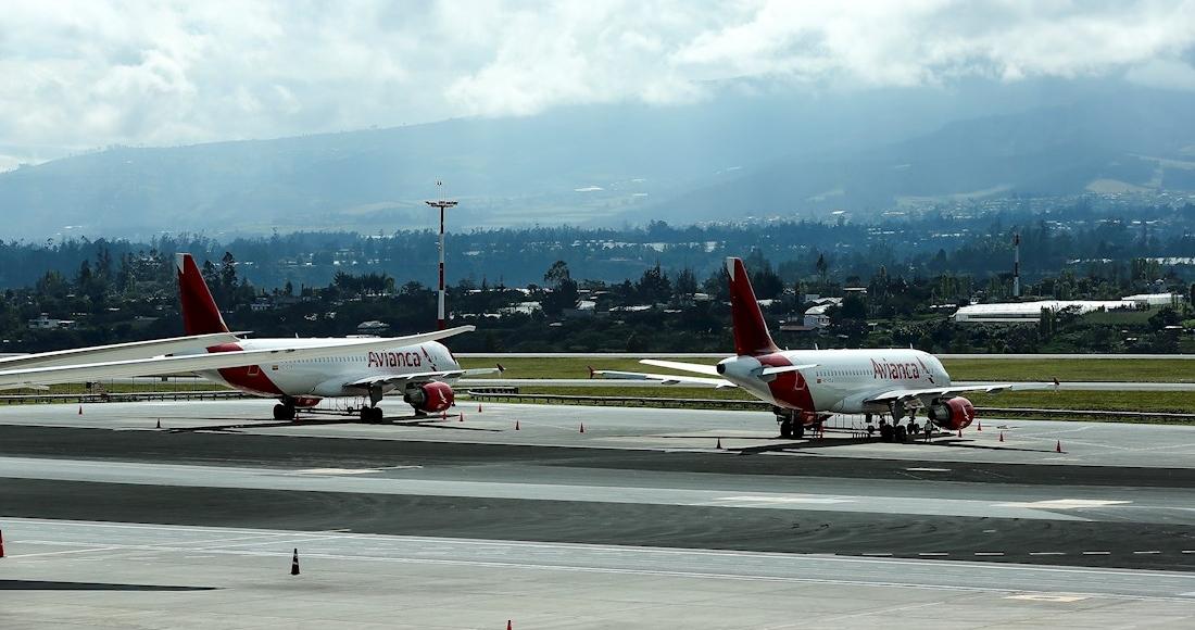 aviones-avianca-estacionados