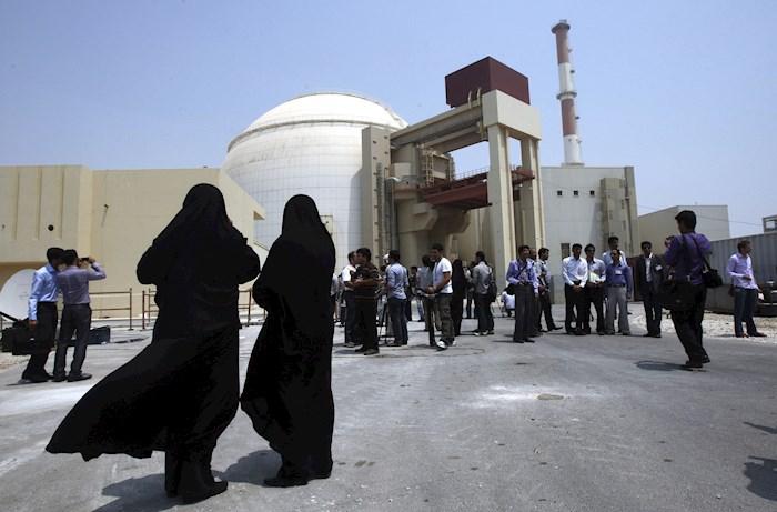 Irán sigue produciendo uranio por encima de lo permitido en el pacto nuclear. Foto: Abedin Taherkenare, EFE