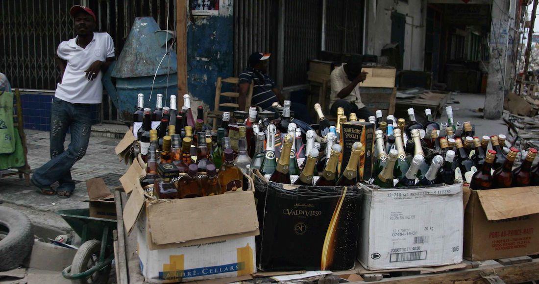 alcohol 1 - El comercio ilegal de bebidas alcohólicas aumenta 9.8% en México durante la pandemia: Euromonitor