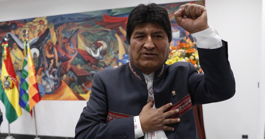 ap19297556699127 - Evo Morales regresa a La Paz luego de un año de su renuncia; pide unidad a sus simpatizantes