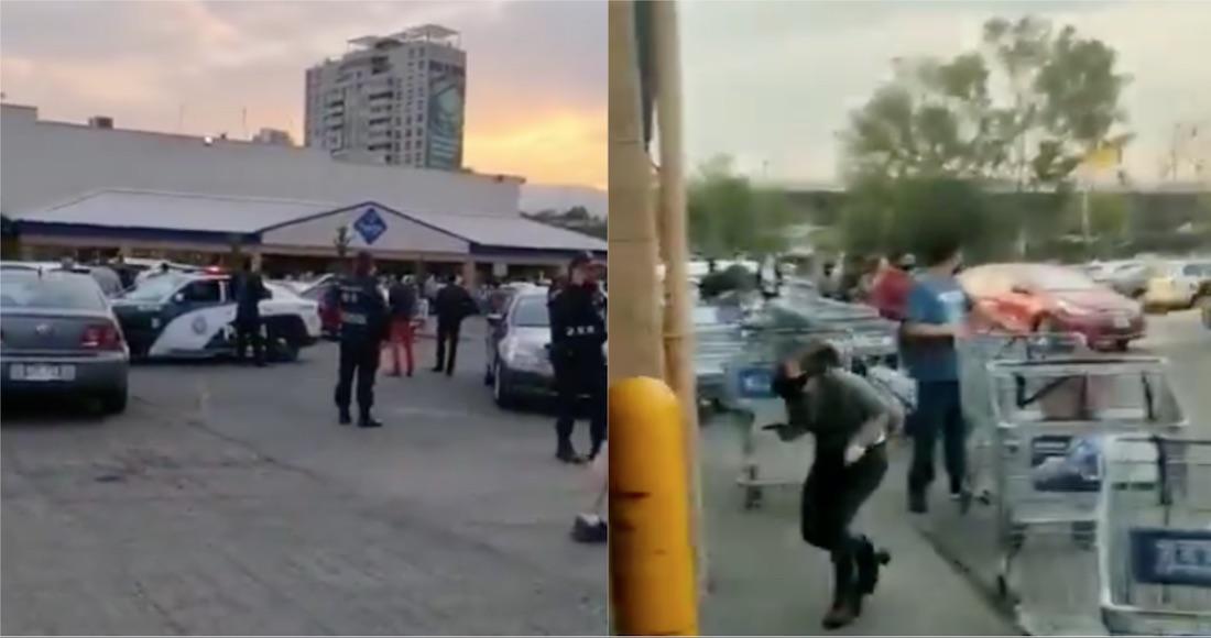 balacera - Dos personas son lesionadas durante una balacera en la colonia Doctores de CdMx