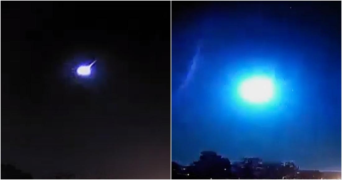 """befunky collage 2020 11 24t181050 986 - """"Se quemó en la atmósfera"""". La explosión de un meteorito es captada en VIDEO en el cielo de Siberia"""