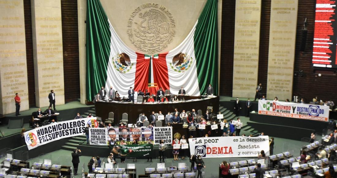 camara de diputados votacion pef2021 - AMLO: No debemos nada a Jalisco; no pagamos campañas en redes sociales como dice Alfaro, asegura #AMLO