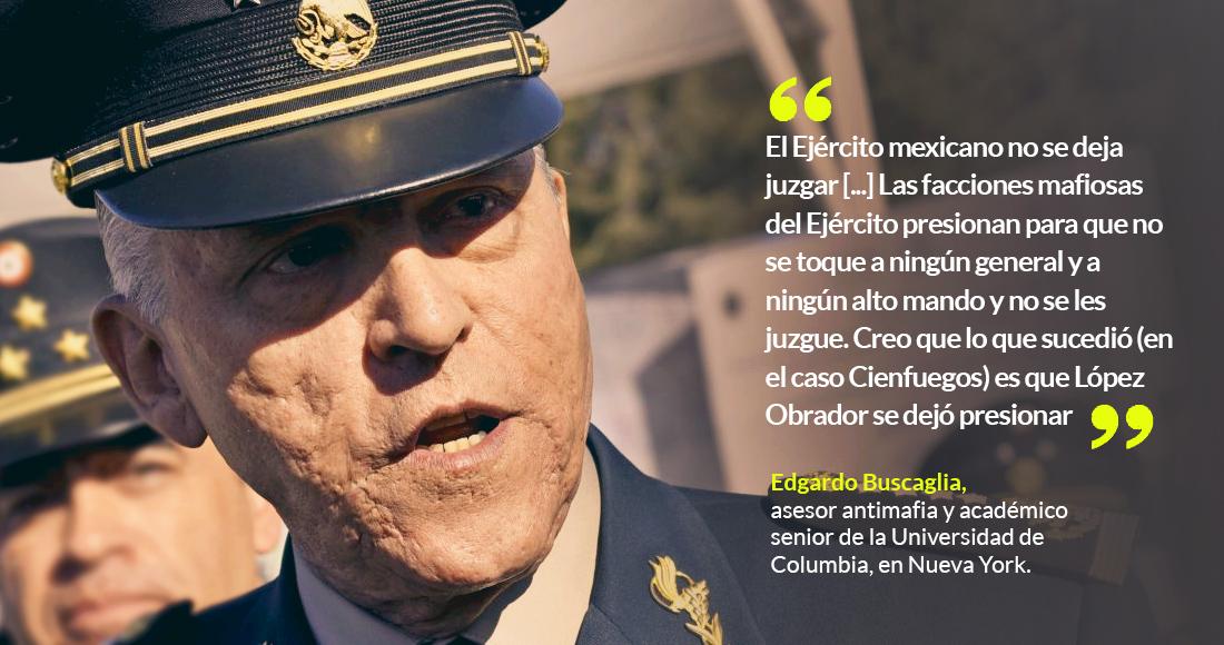 cienfueintoca - La decisión de la FGR de indultar a Cienfuegos causa críticas hasta de quienes simpatizan con la 4T