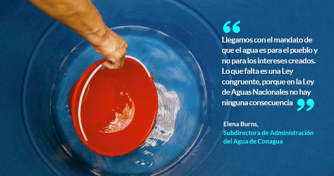 conaguamx - Los dueños de México son además dueños del agua: Kimberly, Femsa, Azteca, Bachoco, Herdez, minas…