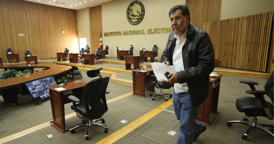 gerardo fernandez noroncc83a - Alcalde de Mazatlán es culpable de violencia de género. ¿Podrá competir por la gubernatura?