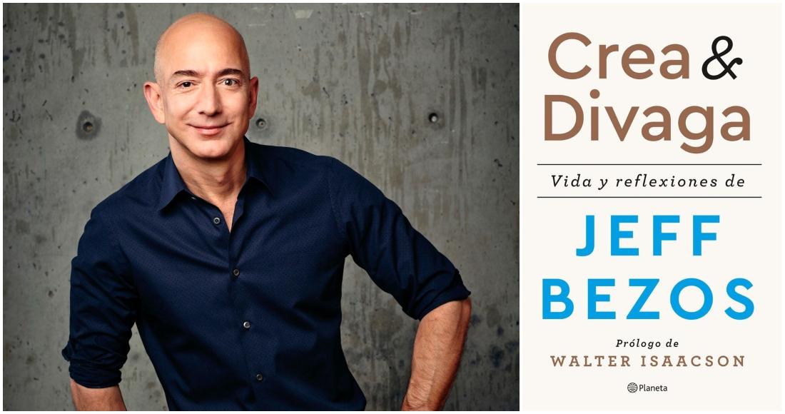libro jeff bezos - Publicación especializada dice que Bezos es el mayor filántropo de 2020 con donación de 10 mil mdd
