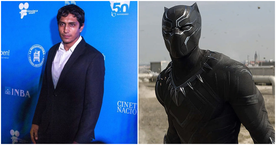 tenoch huerta black panther - El mexicano Tenoch Huerta interpretaría a Namor en Black Panther 2