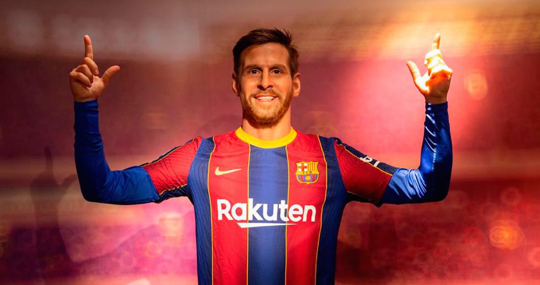 5fca4b5ee9ff71293274341a - Messi podrá jugar contra el Huesca luego de recibir el alta médica por una molestia en el tobillo