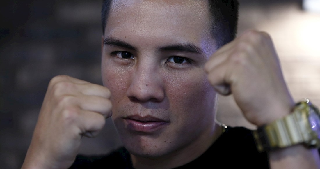 """775ef8d31f9c46c6714e61797c22b85b6d8f22a0 1 - El boxeador mexicano """"Gallo"""" Estrada derrota al """"Chocolatito"""" González y gana dos títulos mundiales"""