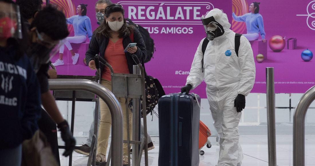 aeropuerto - Después de un año de la detección de la COVID-19, los casos ya superan los 82 millones en el mundo