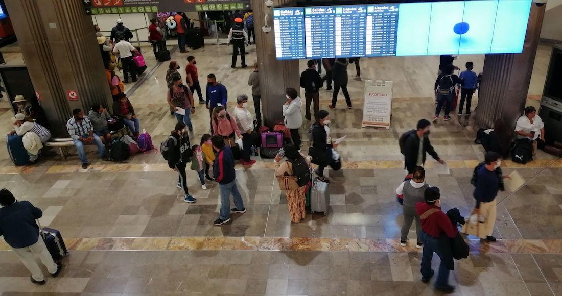 aicm - Nuevo León pondrá en cuarentena de 14 días a todos los viajeros provenientes de Reino Unido