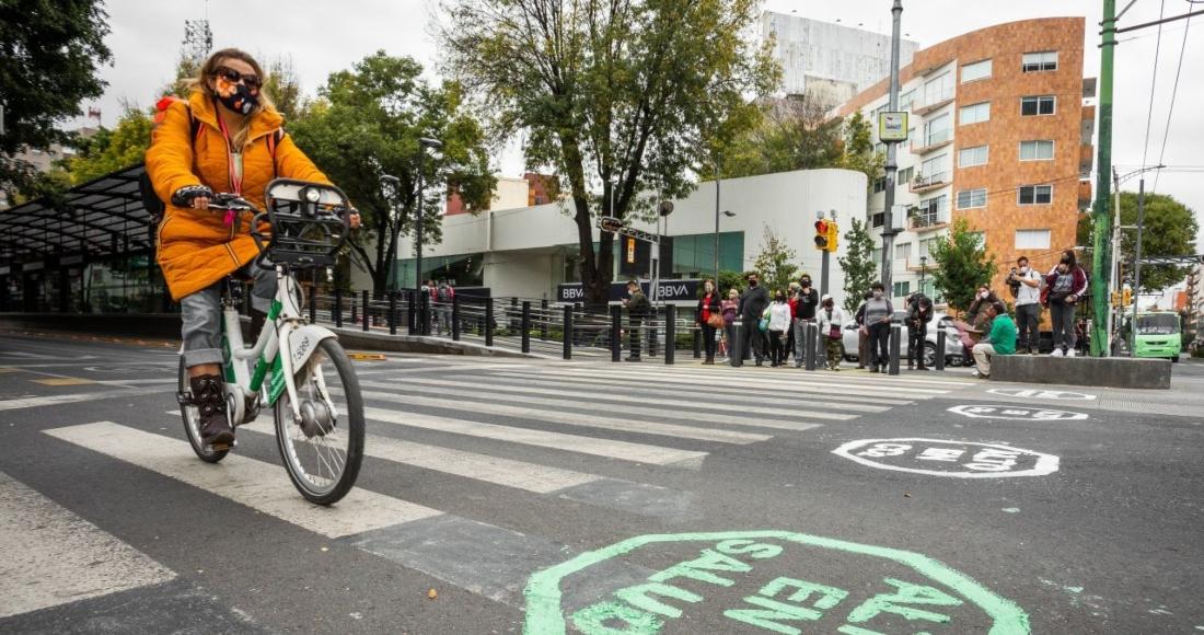 ciclovia insurgentes cdmx - ¿Cuánto cuesta vivir cerca de un estacionamiento de bicicletas en la CdMx? Aquí te damos una lista