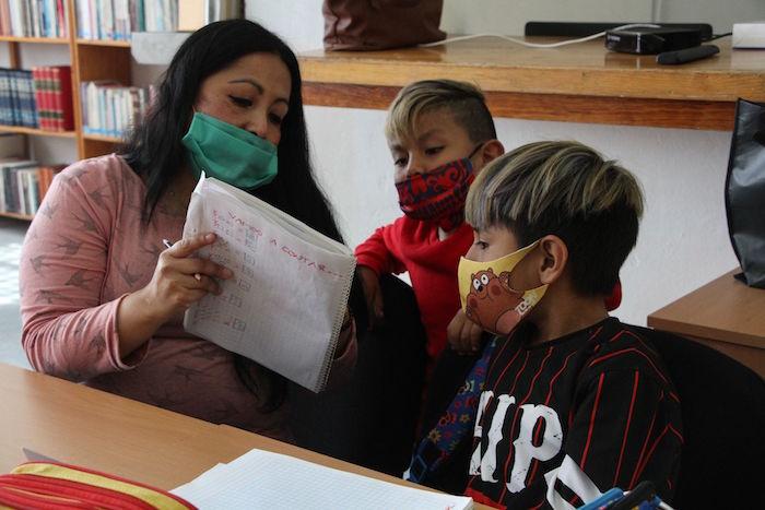 Los apoyos económicos para el regreso a clases se entregarán a principios de enero. Foto: Rogelio Morales, Archivo Cuartoscuro.