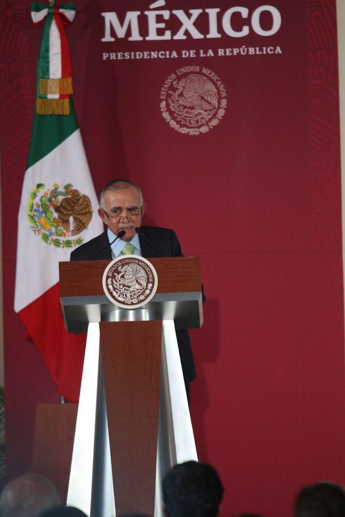 Alfonso Romo, exjefe de la Oficina de Presidencia.
