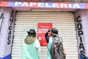 Los negocios en la CdMx que son considerados como de actividades no esenciales han sufrido otro duro golpe por el regreso a Semáforo Rojo. Foto: Valeria Márquez, Cuartoscuro